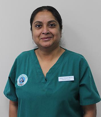 Sabina Prasad
